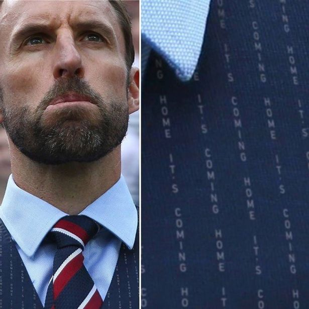 Novelty Waistcoat St George Come On England It/'s Coming Home Football World Cup